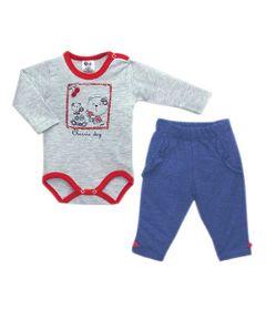 Conjunto-Body-Longo-Cherry-Pom-Pom-e-Calca-Jeans---Algodao-e-Poliester---Cinza-e-Azul---BB2