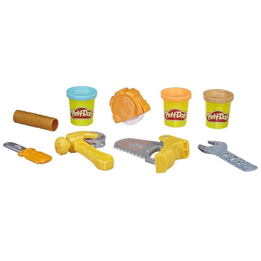 Conjunto-Play-Doh---Ferramentas-Divertidas---Hasbro