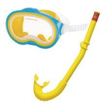 Kit-de-Mergulho-Play-Aventura---Azul-e-Amarelo---Intex