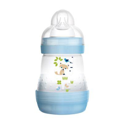 Mamadeira-First-Bottle---Boys---160ml---Caes---MAM