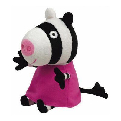 Pelucia-20-Cm---Pequena---TY---Peppa-Pig---Zoe-Zebra---DTC