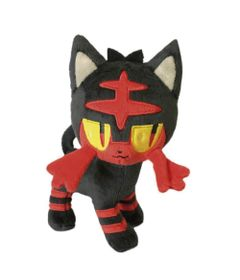 Pelucia-Media---20-Cm---Pokemon-Litten---DTC