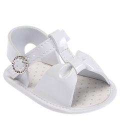 Sandalia-para-Bebe---Batizado---Verniz---Branca---Pimpolho