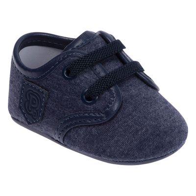 Sapato-para-Bebes---Jeans-e-Cadarco---Azul-Marinho---Pimpolho