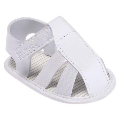 Sandalia-Para-Bebes---Classica-Courinho---Branca---Pimpolho