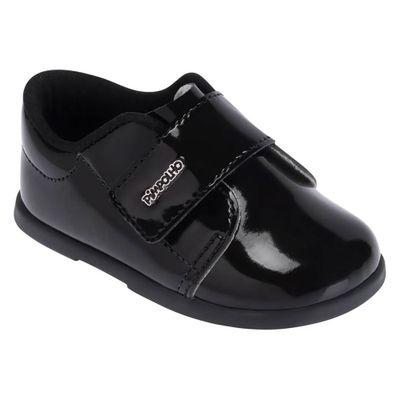 Sapato-Para-Bebes---Social---Preto---Pimpolho