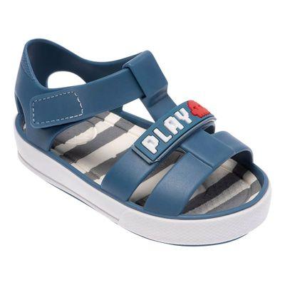 Sandalia-Para-Bebes---Colore---Play---Azul---Pimpolho