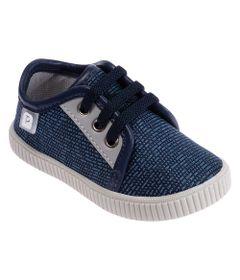 Tenis-Para-Bebes---Fake-Jeans-e-Cadarco---Azul-Marinho
