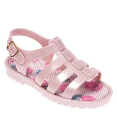 Sandalia-Para-Bebes---Colore---Tiras---Nude---Pimpolho