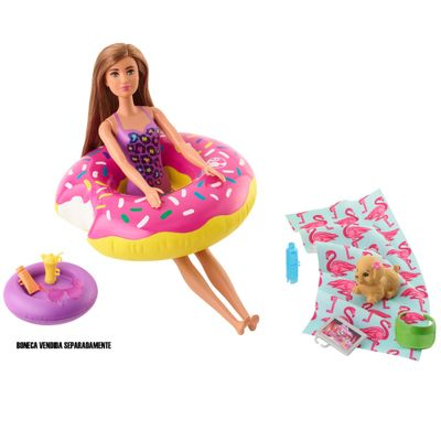 Acessorios-de-Boneca---Barbie---Moveis-de-Casa---Acessorios-de-Piscina---Mattel