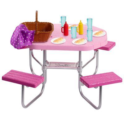 Acessorios-de-Boneca---Barbie---Moveis-de-Casa---Mesa-e-PicNic---Mattel