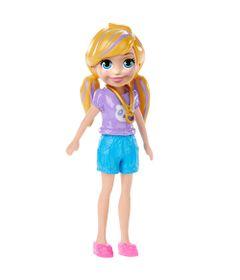 Boneca-e-Acessorios---Polly-Pocket---Polly-Happy-Hour---Loira-com-Camisa-LIlas---Mattel
