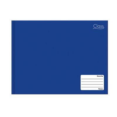 Caderno-de-Cartografia-E-Desenho---Class---Azul---96-Folhas---Foroni