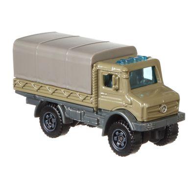 Carrinho-Die-Cast---Jurassic-World-2---Matchbox---Mercedes-Benz-Unimog---Mattel