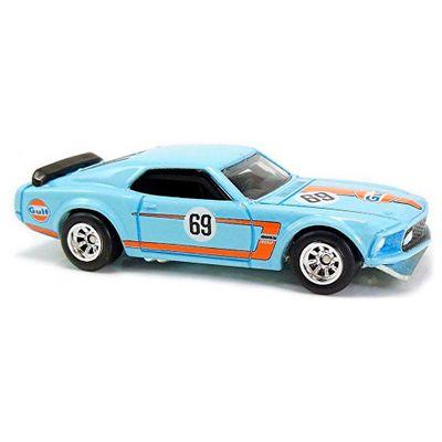 Carrinho-Hot-Wheels---69-Ford-Mustang-Boss-302---Mattel