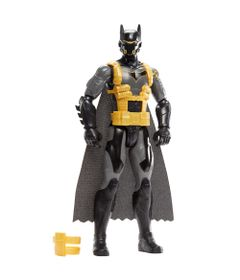 Figura-de-Acao---30-Cm---DC-Comics---Liga-da-Justica---Batman-Armadura-Metalica---Mattel