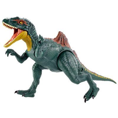 Mini-Figura-Articulada---Jurassic-World-2---Dino-Rivals---Ataque-Duplo---Concavenator---Mattel