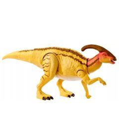 Mini-Figura-Articulada---Jurassic-World-2---Dino-Rivals---Ataque-Duplo---Parasaurolophus---Mattel