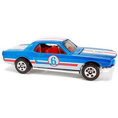 Mini-Veiculo-Die-Cast---Hot-Wheels---1-64---Retro---65-Ford-Mustang---Mattel