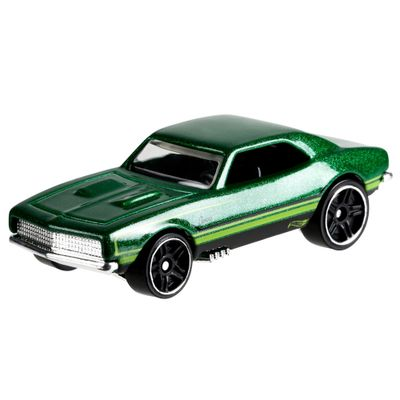 Mini-Veiculos---Hot-Wheels---Veiculos-Tematicos---67-Camaro---Mattel