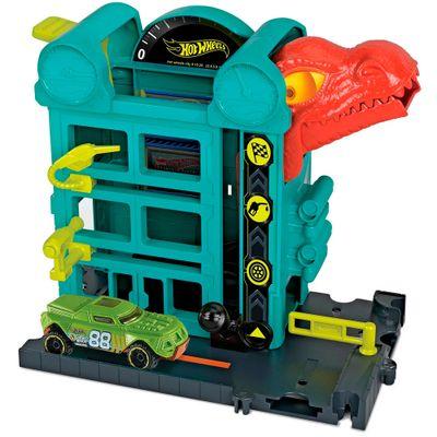 Pista-Hot-Wheels---City-Downtown---Mattel