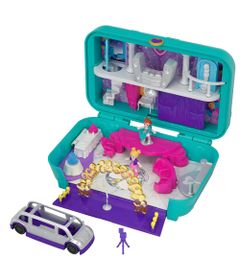 Playset-com-Boneca-e-Veiculo---Polly-Pocket---Polly-Lugares-Escondidos---Conjunto-Festa---Mattel