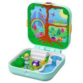 Playset-e-Boneca---Polly-Pocket---Maleta-Polly-no-Fundo-do-Mar---Floresta-Magica---Mattel