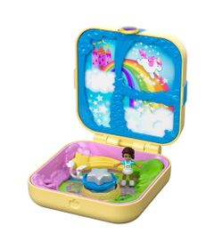 Playset-e-Boneca---Polly-Pocket---Maleta-Polly-no-Fundo-do-Mar---Mundo-do-Unicornio---Mattel