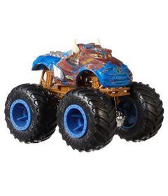 Veiculo-Die-Cast---Hot-Wheels---1-64---Monster-Trucks---V8-Bomber-Monster---Mattel