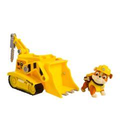 Boneco-com-Veiculo---Patrulha-Canina---Rubble---Transforming-Bulldozer---Sunny