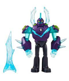 Mini-Figura-Articulada-10-Cm---Ben-10---Omni---Diamante-Omnitunado---Sunny