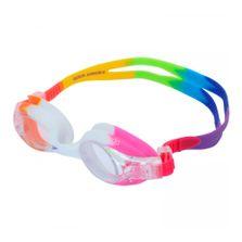 Oculos-de-Natacao-Infantil---Quick-Junior---Laranja-e-Rosa---Speedo