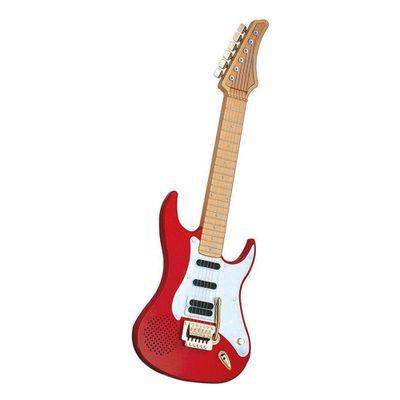 Guitarra-Eletronica---Vermelha---DTC