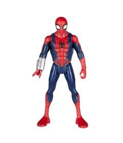 Figura-Articulada---20Cm---Disney---Marvel---Spider-Man---Quick-Shot---Spider-Man---Hasbro