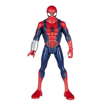 Figura-Articulada---20Cm---Disney---Marvel---Spider-Man---Quick-Shot---Spider-Man---Hasbro