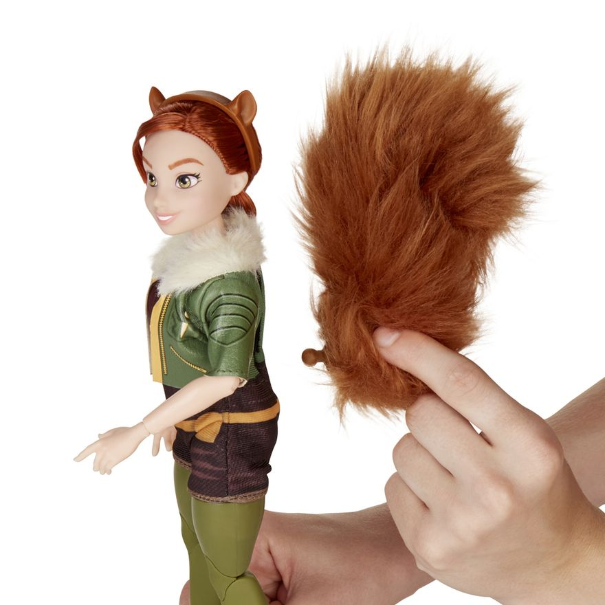 Figura-Articulada---20Cm---Disney---Marvel---Rising-Secret-Warriors---Squirrel-Girl---Hasbro