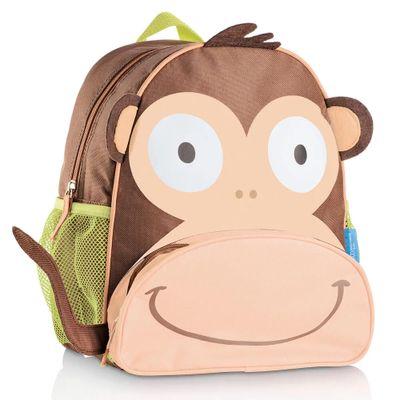 Mochila-Infantil---Macaco---Multikids