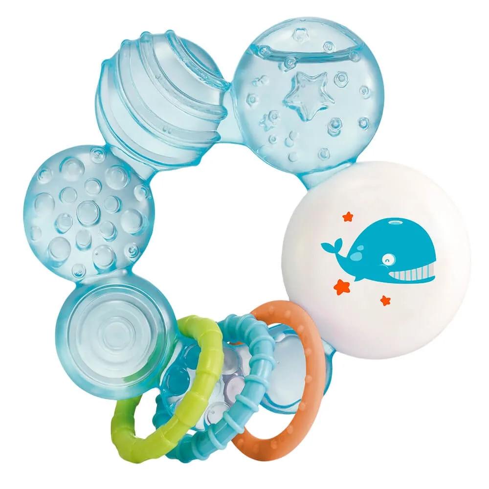 Mordedor com Água - Azul - Cool Play - Multikids