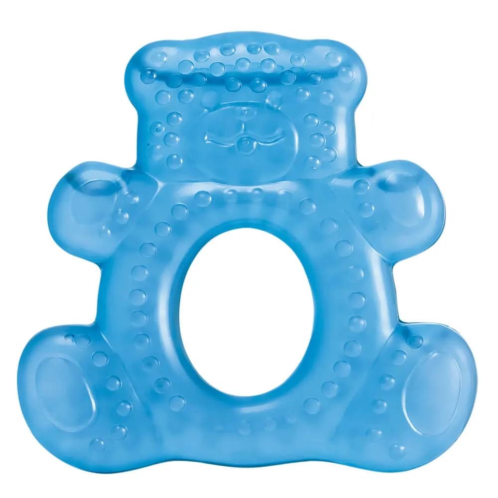 Mordedor com Água - Azul - Teddy Bear - Multikids