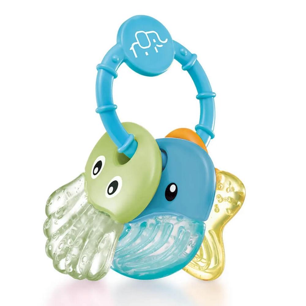 Mordedor - Sea Friends - Menino - Multikids