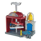 Pista-Hot-Wheels---City-Downtown---Fire-Station-Spinout---Mattel_Frente