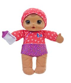 8bd867fd9f Boneca Baby Alive - Dorme Bebê - Morena- E3090 - Hasbro