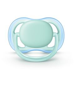Chupeta-Ultra-Air---Lisa-Azul---0-a-6-Meses---Philips-Avent