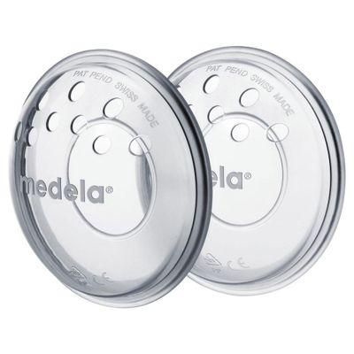 Concha-Protetora-de-Seios-em-Silicone---2-Unidades---Medela