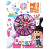 Conjunto-de-Artes---Kit-de-Lapis-Coloridos---Meu-Malvado-Favorito---Fluffy---DCL-Editora