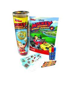 Tubo-Historias-para-Colorir---Disney---Mickey-Mouse---DCL-Editora