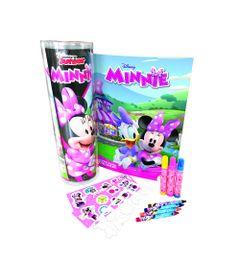 Tubo-Historias-para-Colorir---Disney---Minnie-Mouse---DCL-Editora