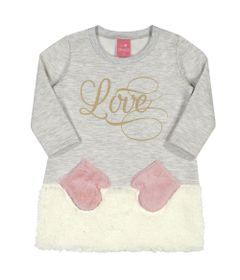 Vestido-de-Moletom-Infantil---Love---Off-White---Kamylus---P