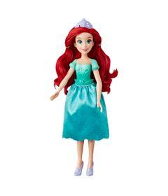 Boneca-Basica---Princesas-Disney---Ariel-com-Coroa_Frente