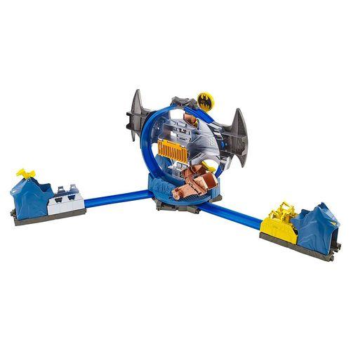 Pista Hot Wheels Batcaverna DC Batman Mattel